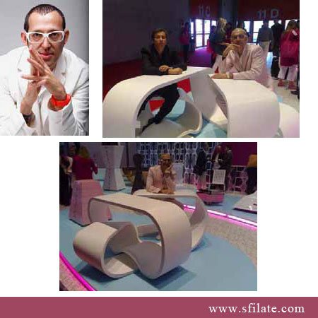 Il tavolo for Amr helmy kitchen designs egypt