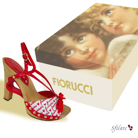 newest 906c9 524ec FIORUCCI SHOES...Pin Up Collection - SFILATE