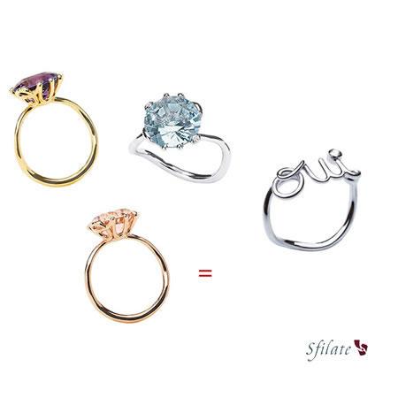 anello d'amore di dior