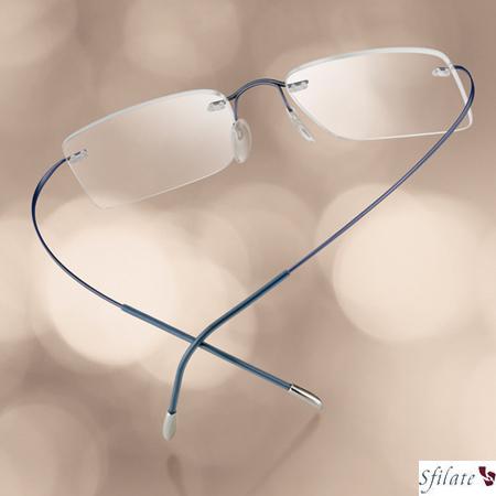 Silhouette titan minimal art collezione occhiali 2009 2 for Minimal art silhouette