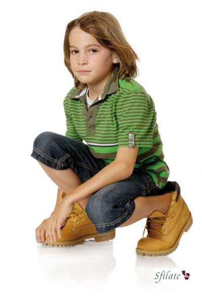 Timberland Kids - p/e 2009