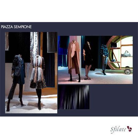 Piazza Sempione - collezione donna - f/w 2009/10