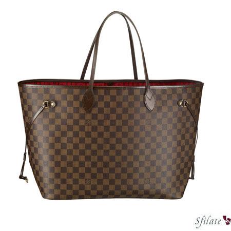 Continua la Louis Vuitton Neverfull-mania!  In Italia l