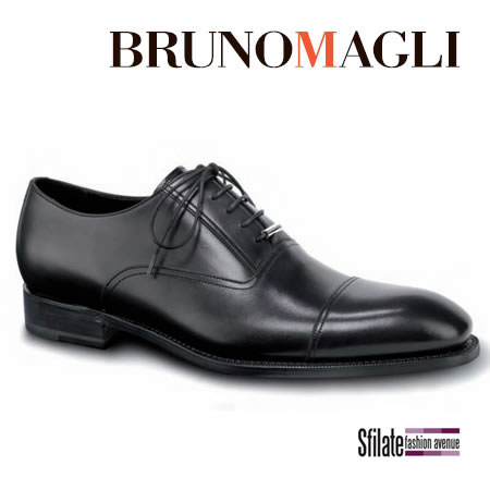 Le scarpe da uomo di Bruno Magli - SFILATE 4328b0c85e7