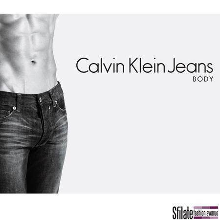 Costruita, moderna, sexy. Calvin Klein Jeans Body Autunno/Inverno 2009 (6)