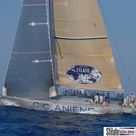 1A Classe Alviero Martini e la Maxi Rolex Cup 2009