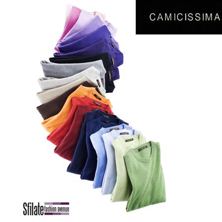 Pullover cachemire di Camicissima