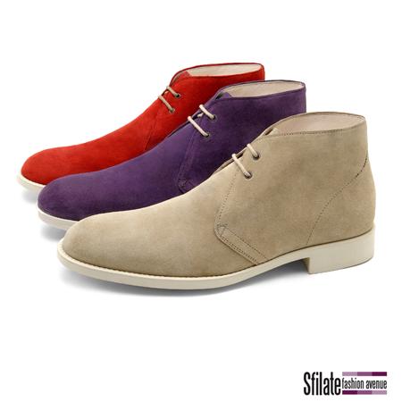 campanile - scarpe da uomo - p/e 2010