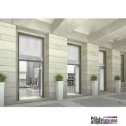 White Gallery: portico