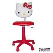 La sedia office di Hello Kitty
