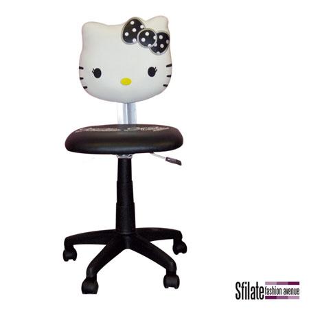 La sedia office di hello kitty for La sedia camomilla