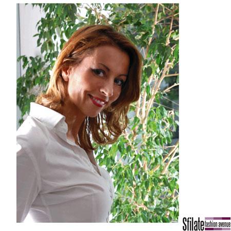 Cecilia Schena a Bottega Verde