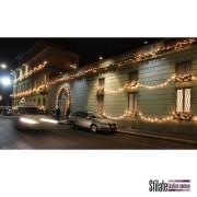 Krizia veste il palazzo Melzi D'Eril per il Natale
