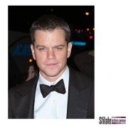 MATT DAMON E MORGAN FREEMAN INDOSSANO FERRAGAMO A NEW YORK