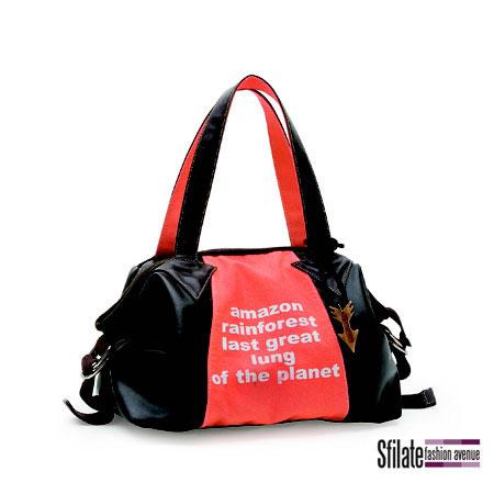 AMAZONLIFE presenta la collezione MESSAGE BAGS