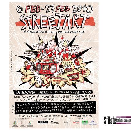 STREET ART. EVOLUZIONE DI UN CONCETTO