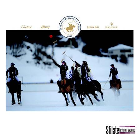 26ª edizione della St. Moritz Polo World Cup on Snow dal 28 al 31 gennaio 2010.