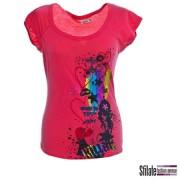 T-shirt rossa Killah, collezione pop primavera-estate 2010