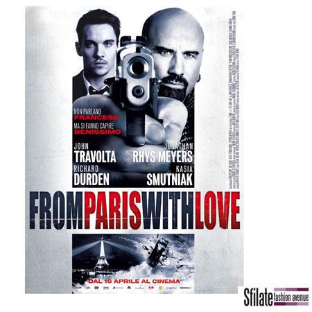 Una T-shirt in Edizione Limitata per 'FROM PARIS WITH LOVE'