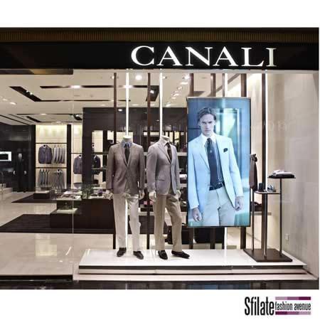 Canali inaugura una nuova boutique nel Peninsula Hotel sul Bund di Shanghai
