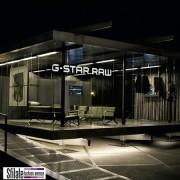 La Raw Gallery di G-star per l'Expo 2010 a Shanghai