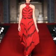 Il Gran Ballo del mondo per l'Haute Couture di Gattinoni
