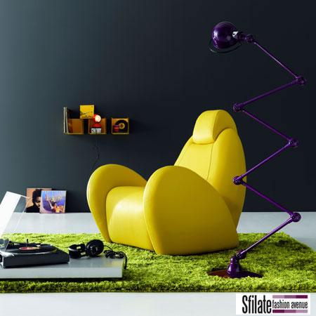 Poltrone Relax Doimo.Doimo Sofas Presenta La Poltrona Cloud Sfilate