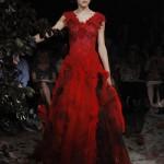 Franck Sorbier Haute Couture - sfilata Parigi