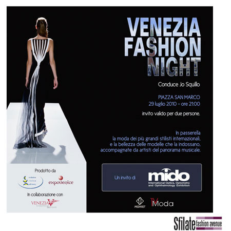 Venezia Fashion Night 2010