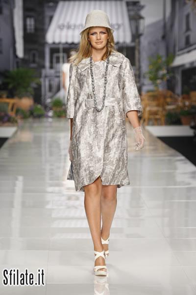 Sfilata Elena Mirò, collezione moda donna P/E 2011 Milano - 05