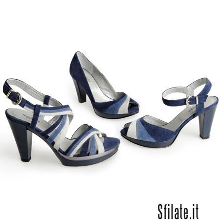 Tienda Online De Italia Calzature & Accessori blu per donna NeroGiardini Barato Más Reciente Mejor Elección Auténtico Descuento De Taller byOpjBrHj4
