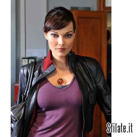 l'attrice spagnola Pilar Abella