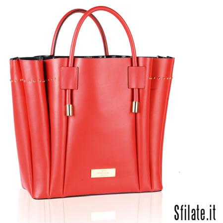 Gai Mattiolo - borsa rossa