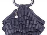 paola graglia - borsa ematite nera