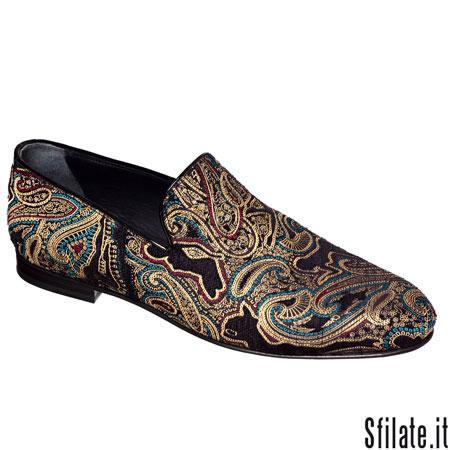 Le scarpe da uomo per l inverno di Jimmy Choo - SFILATE 6061ac020c6
