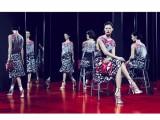 L'audizione, intesa come performance, al centro dell'adv di Miu Miu Donna Primavera/Estate 2011 - 2