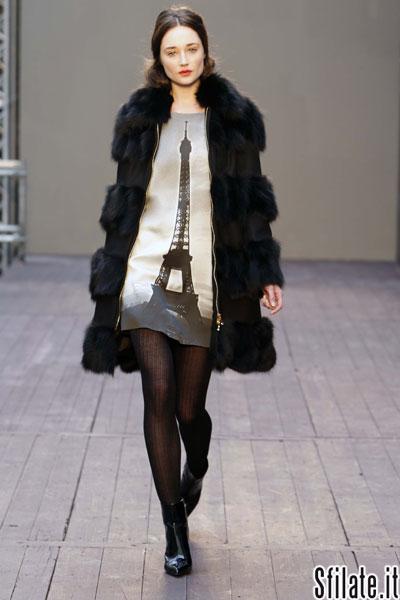 moschino cheap & chic - milano moda donna - f/w 2011/12