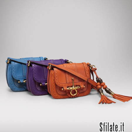 la Snaffle Bit bag di Gucci