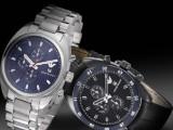 orologi: Emporio Armani in primavera