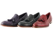Durante Milano Moda Uomo, Fratelli Rossetti, presenta la nuova scarpa maschile per eccellenza, dove, protagonista assoluta è l'arte dell'intreccio.