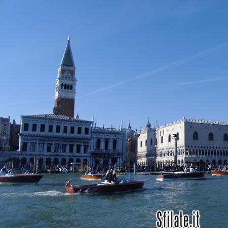 Successo a Venezia della prima tappa del Circuito Barche d'Epoca e Premio di Eleganza Marina Yachting