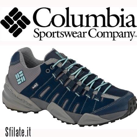 Calzatura Columbia