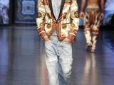 D&G - sfilata milano moda uomo - primavera estate 2012.
