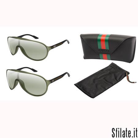 I nuovi modelli di occhiali Safilo by Gucci