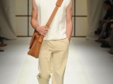 salvatore ferragamo - sfilata milano moda uomo - primavera estate 2012