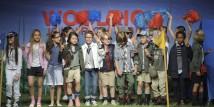 Woolrich Kids - sfilata pitti bimbo firenze - primavera estate 2012