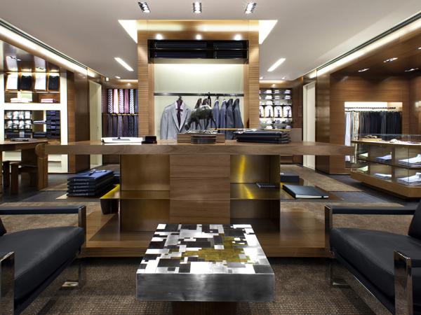 Ermenegildo Zegna inaugura un nuovo Global Store in Rue du Faubourg Saint-Honoré