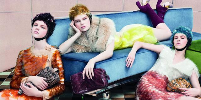 Prada - adv campaign - fall winter 2011/12
