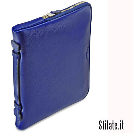Serapian I-PAD case blue