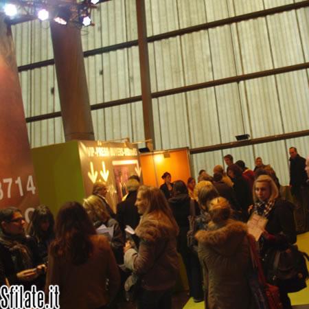 TISSU PREMIER TORNA DAL 15-16 GIUGNO 2011 LILLE-GRAND PALAIS
